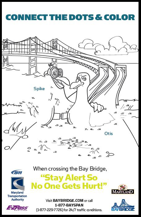 chesapeake bay coloring pages - photo#24